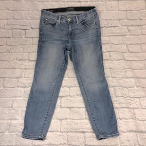 Torrid Sky High Skinny Jeans sz 16 light wash